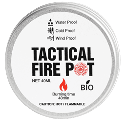 Bild von Tactical Foodpack - Tactical Fire Pot