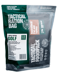 Bild von Tactical Foodpack - Ration Golf 760 g