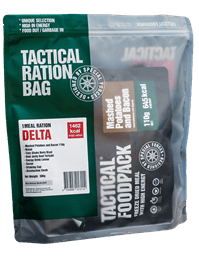 Bild von Tactical Foodpack - Ration Delta 390 g