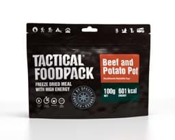 Bild von Tactical Foodpack - Beef and Potato Pot 100 g