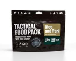Bild von Tactical Foodpack - Rice and Pork 115 g