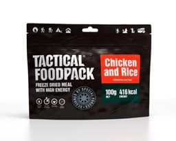 Bild von Tactical Foodpack - Chicken and Rice 100 g