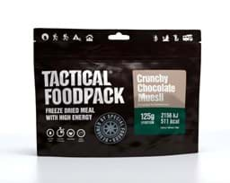 Bild von Tactical Foodpack - Crunchy Chocolate Muesli 125g