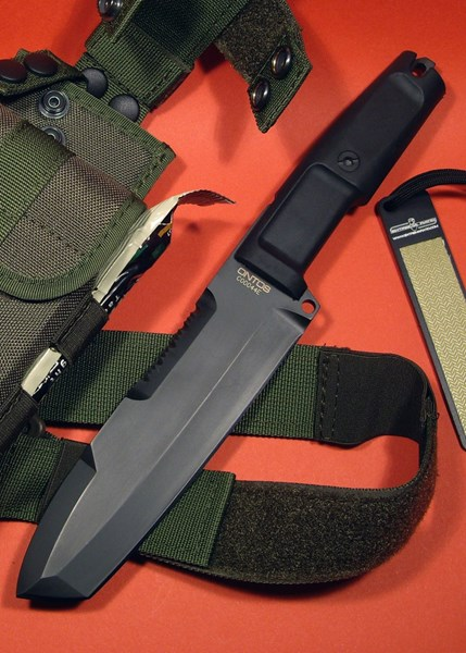 Bild von Extrema Ratio - Ontos + Survival-Kit Black