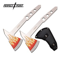 Bild von Perfect Point - Fire Tomahawk Wurfaxt 2er-Set