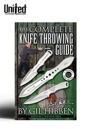 Bild von Gil Hibben - The Complete Knife Throwing Guide (englisch)