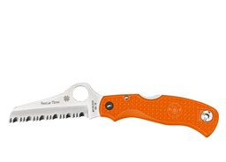 Bild von Spyderco - Rescue 79mm Lightweight Orange