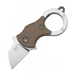 Bild von Fox Knives - Mini-TA Brown