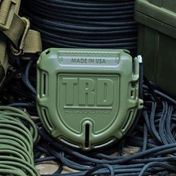 Bild von Atwood - Tactical Rope Dispenser Olive Drab