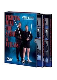 Bild von Cold Steel - DVD: Fighting with the Saber and Cutlass